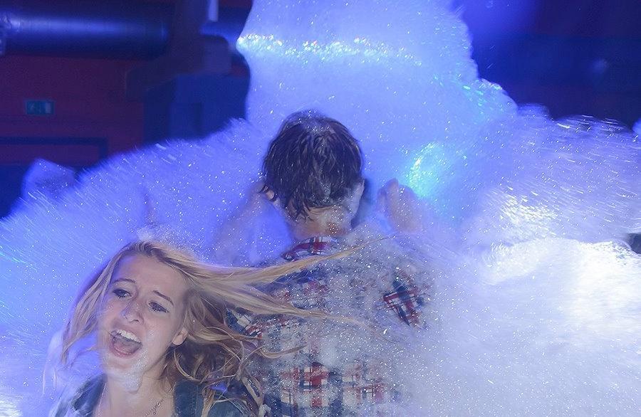 Pěnová párty (Foam party) 10