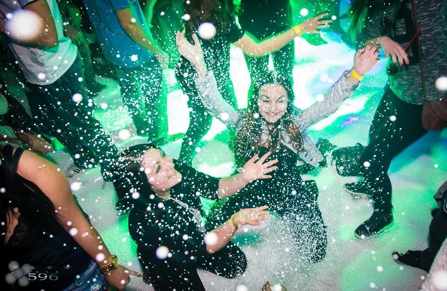 Sněhová párty (Snow party) 7