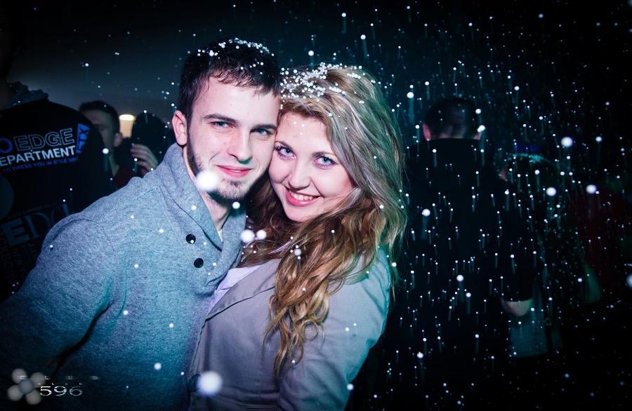 Sněhová párty (Snow party) 2