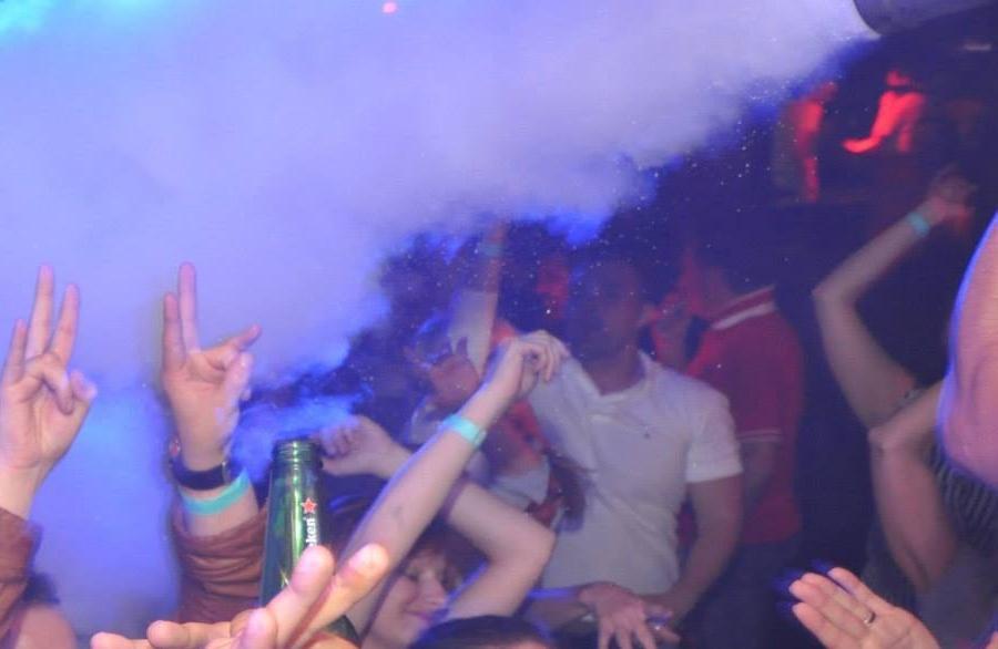 Cryogenic párty 7