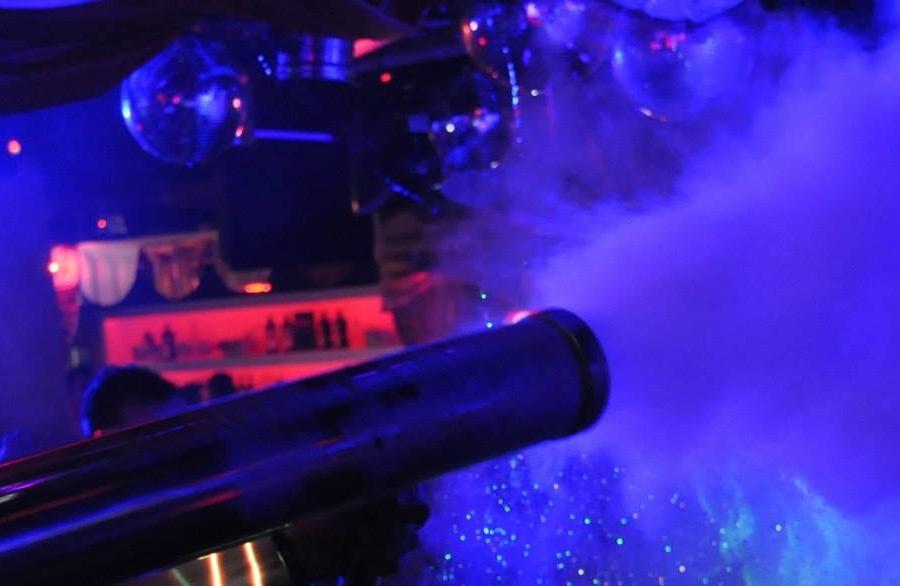 Cryogenic párty 6