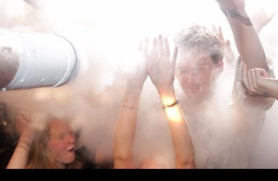 Cryogenic párty 1