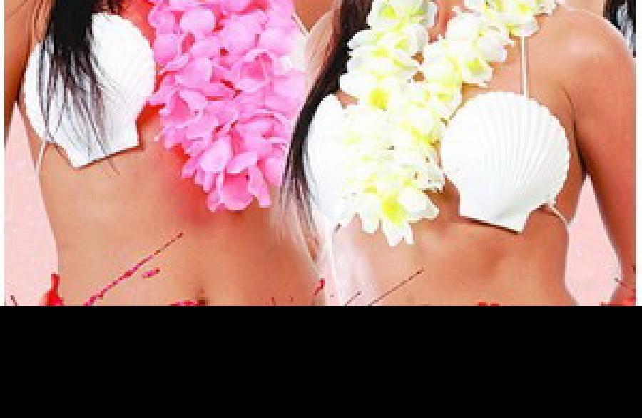 Hawaii párty 1