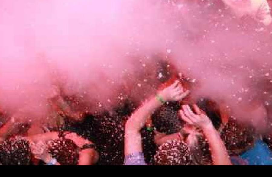 Cryo  Snow Extasy Party 1