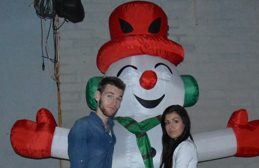 Koulovaná (Snowball party) 7
