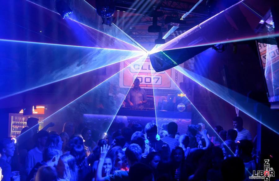 Laser Show by Kvant 3