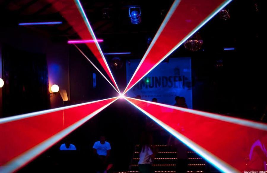 Laser Show by Kvant 1