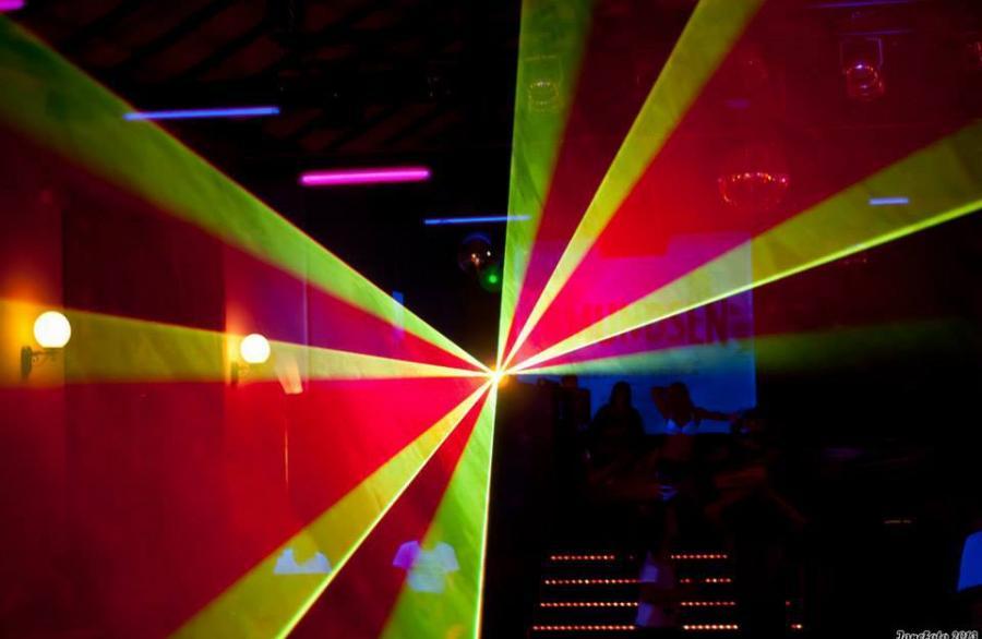 Laser Show by Kvant 2
