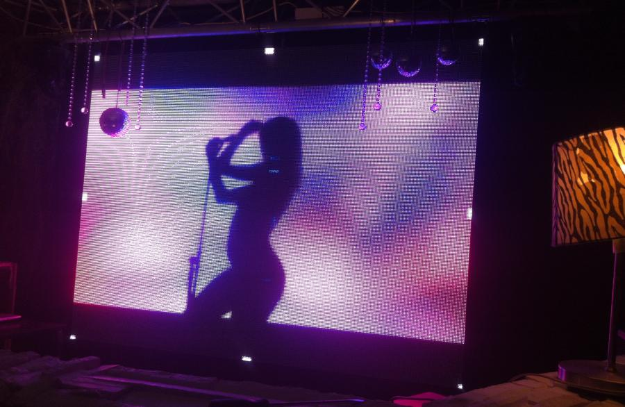 LED obrazovka 6
