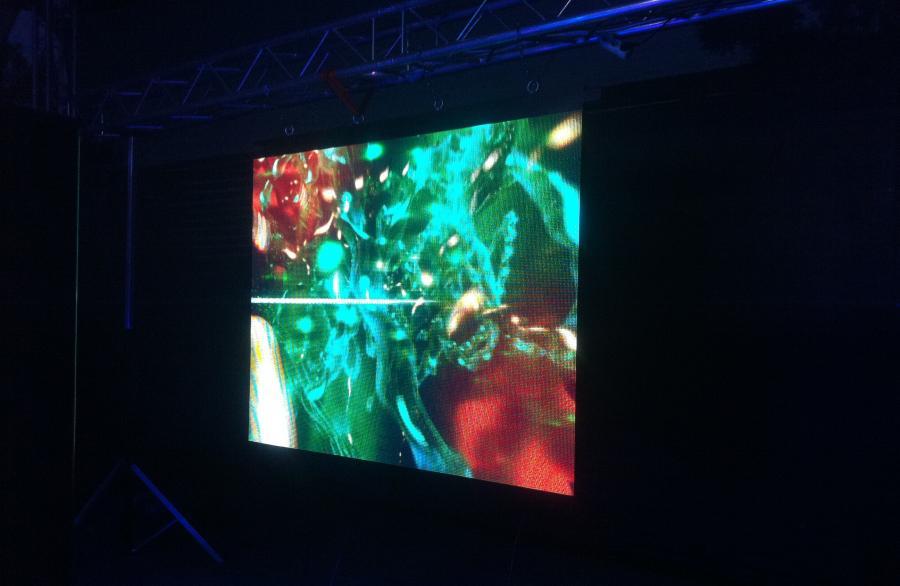LED obrazovka 8