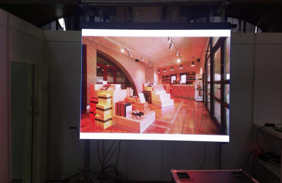 LED obrazovka 4