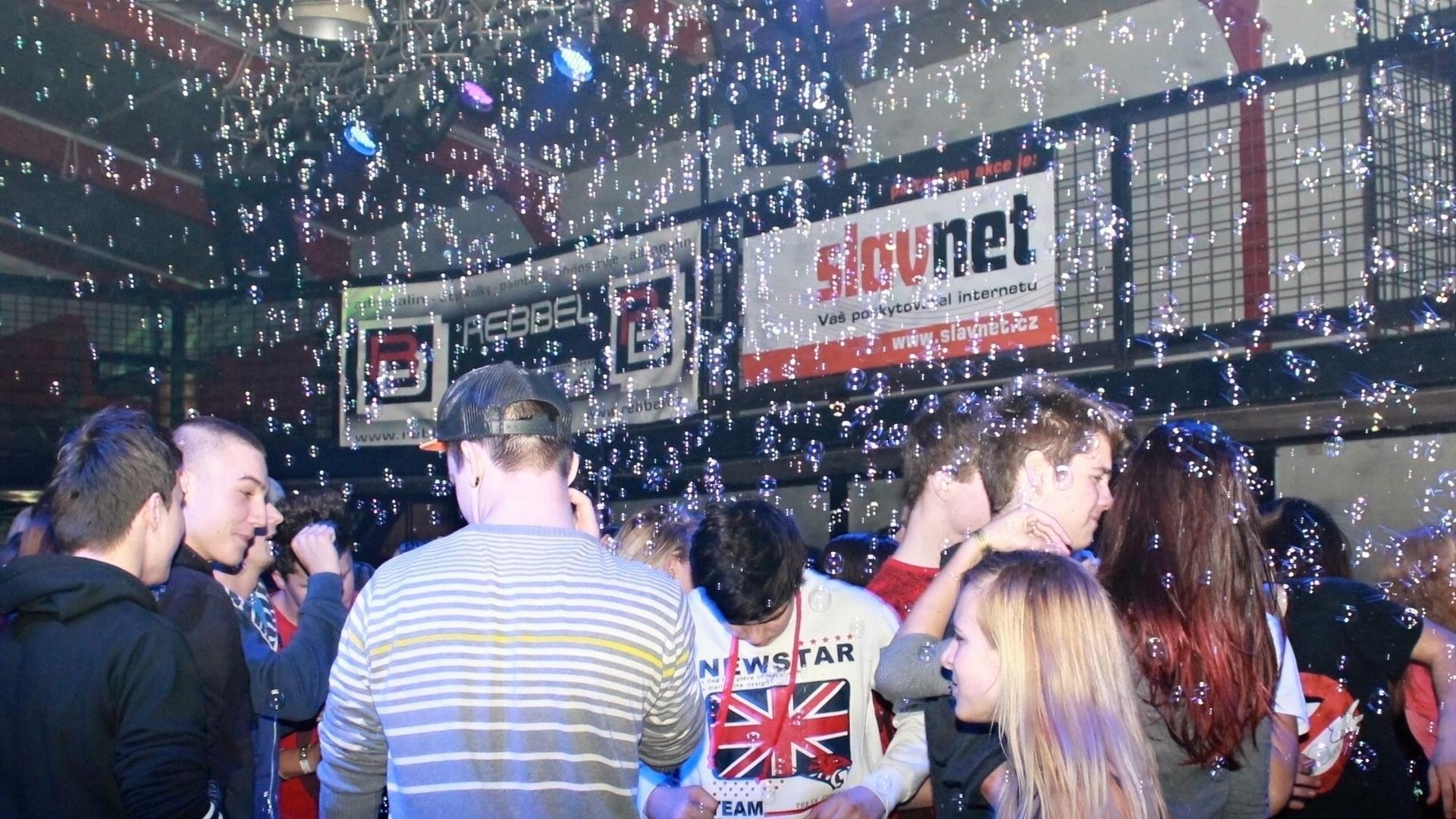 Bubbles party
