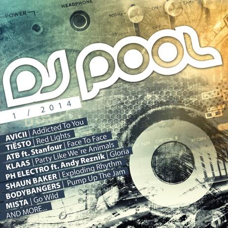 Pr�v� vych�z� CD - DJ POOL 1/2014
