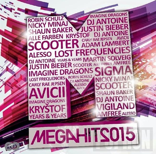 Megahits Best of 2015